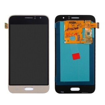 LCD Display Touch Screen Digitizer Assembly for Samsung Galaxy J1 2016 J120 J120F J120H J120M Color:Golden - intl