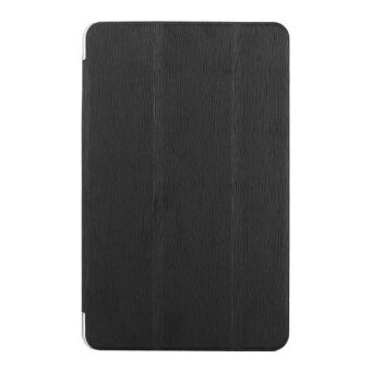 Leather Stand Flip Case Cover For Samsung Galaxy Tab S2 8.0 T715 BK- intl