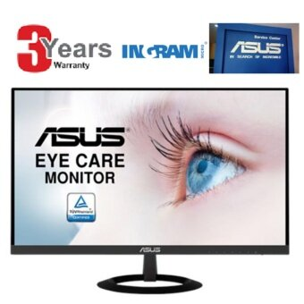 LED MONITOR (จอมอนิเตอร์) ASUS VZ229HE Eye Care Monitor - 21.5 inch Full HD IPS Ultra-slim Frameless Flicker Free Blue Light Filter -3 YEARS (BY INGRAMASUS SERVICE CENTER)