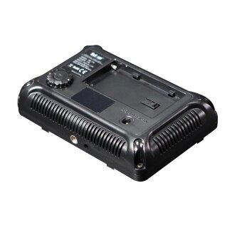 วีดีโอไฟ led ขนาด Selens GE-176 สำหรับ DSLR กล้องถ่ายวิดีโอกล้อง dvที่+อิสระโมโน - 3