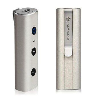 รีวิว leegoal BT810 Wireless Bluetooth Music Receiver Phone BluetoothHeadset Car Wireless Reception Stereo HIFI Sound Quality WirelessSpeaker Built-in Microphone Can Call Function