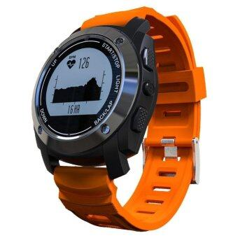 leegoal Professional Sports GPS Smart Watch Pressure TemperatureHigh Heart Rate Riding Mountaineering Running Step Positioning
