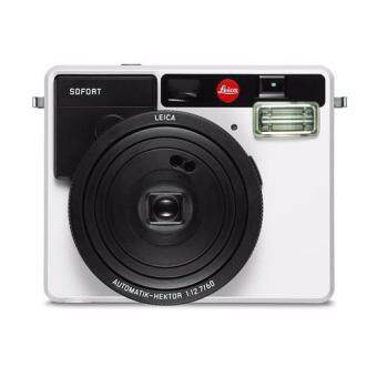 Leica Sofort - Instant Camera (White) - intl