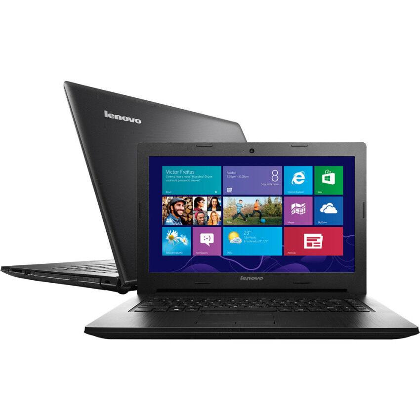 Lenovo G4080 - 80E400V7TA 4GB Intel® Core™ i3-5005U 14' (Black)