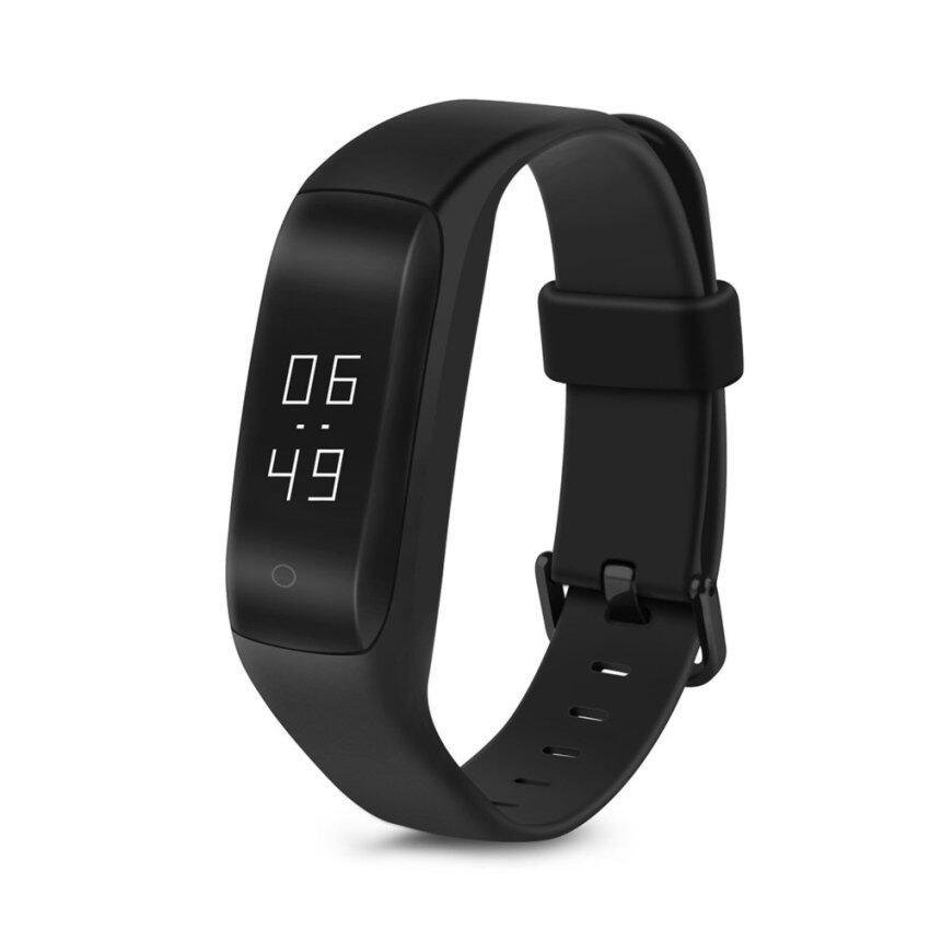 Lenovo HW01 Smart Bracelet for Android IOS(Black) - intl