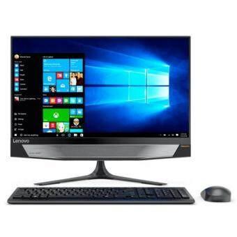 Lenovo IdeaCentre AIO720-24IKB F0CM005DTA (Black) i7-7700 4GB 1TB GTX960A 2GB (23.8\ FHD IPS) หน้าจอทัชสกรีน Touch screen มาพร้อมกับ Windows 10 ของแท้ ฟรี KeyboardMouse ไร้สาย