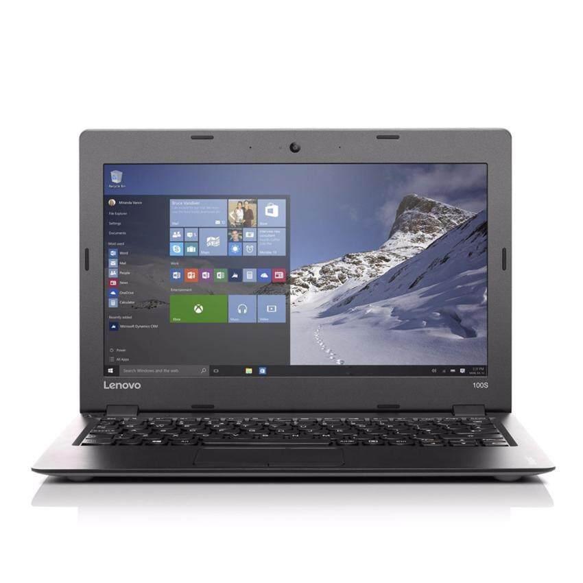 Lenovo IdeaPad 100S-14IBR PQCN3710 4GB128SSD Int W10 (Silver)