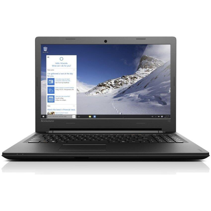Lenovo IdeaPad 110-15IBR 15.6' PQC N3710 4GB 1TB Int W10 (Black)