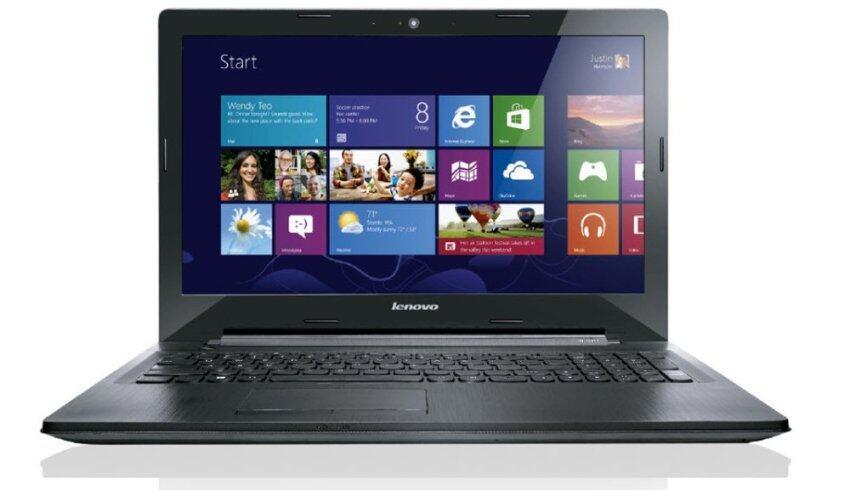 Lenovo IdeaPad G4070- 59412547 Dual Core 3558U 1.7Ghz 14' 4GB DDR3 - Black