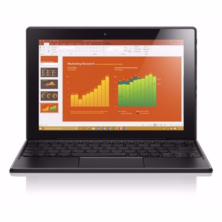 Lenovo IdeaPad Miix 310-10ICR(80SG00D5TA) Atom x5-Z83502GB64GB eMMC10.1Win10 Home (Silver)