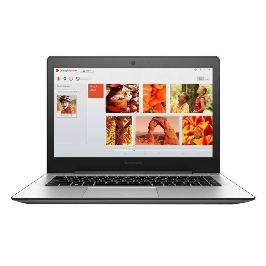 Lenovo Notebook U4170 รุ่น 80JV007CTA 14'i5-5200U4GB500GBGT920DOS