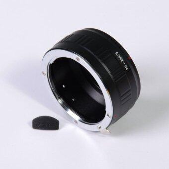 Lens Adapter Ring For Nikon F AI Lens and Micro 4/3 M4/3 Mount GF1GF2 GF3 G2 G3 GH2 E-P3 P2 P1 - intl