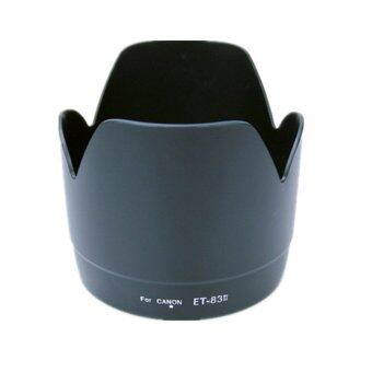 Lens Hood for Camera 70-200 mm f/2.8- ET-83 II (Black)