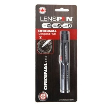 LensPEN ปากกา ทำความสะอาดเลนส์ (สีดำ)