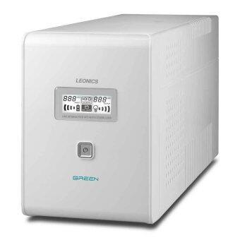 LEONICS เครื่องสำรองไฟฟ้า UPS GREEN-1600V 1600VA / 800W