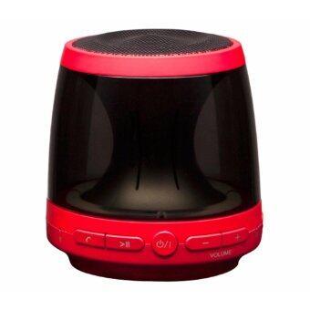 LG ลำโพงบลูทูธ พกพา Bluetooth Speaker รุ่น PH1R (Red)