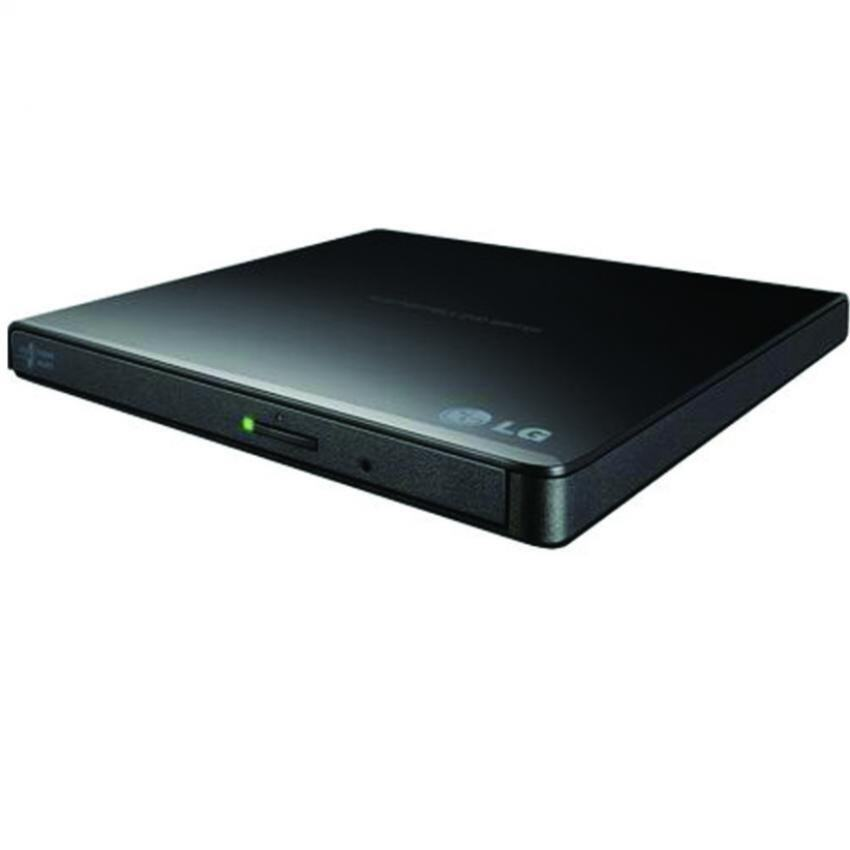 LG EXTERNAL DVD RW SLIM BLACK(LG-DVD RW BLACK)