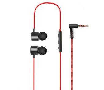 LG HSS-F630/R earphones QuadBeat2 Built-in microphone For Smartphone Red - Intl