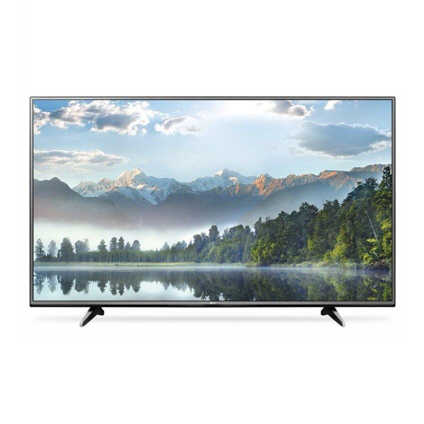 LG LED 4K UHD Digital Smart TV 49 รุ่น 49UH600T webOS2.0 (Black)