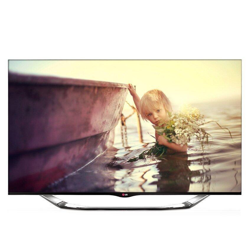 รีวิวสินค้า LG LED Cinema 3D & Smart TV 47 นิ้ว - รุ่น 47LA6910 เช็คราคา