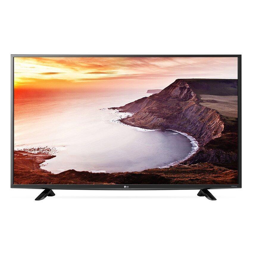 ข้อมูล LG LED Smart TV 43 รุ่น 43LF590T (Black) ขายถูก
