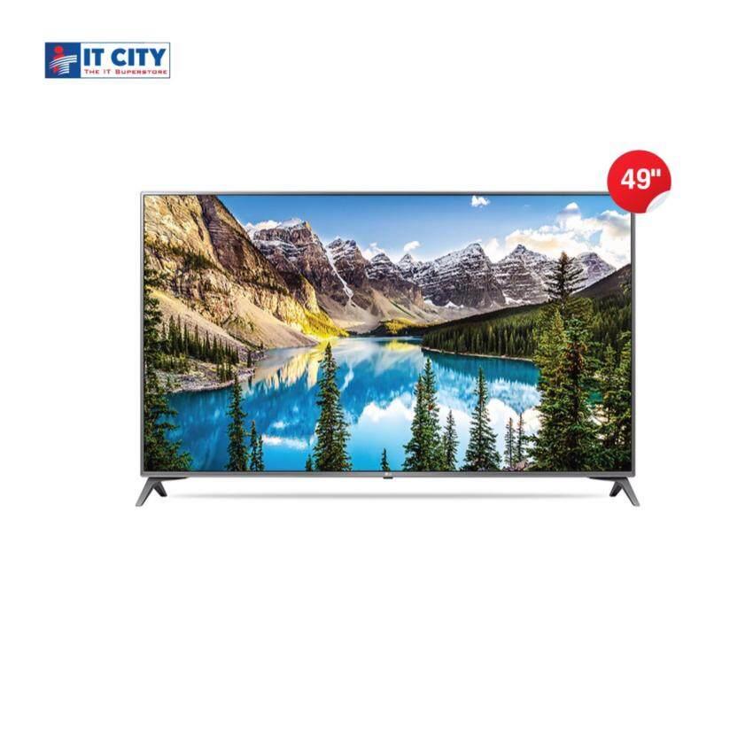 แนะนำ LG UHD SMART TV 49 49UJ652T แนะนำ