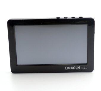 LINCOLN DIGITAL V55 4.3 inch MP3 MP4 MP5 FM Touch Screen video TVOUT Player