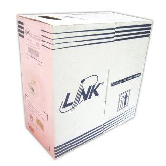 LINK สายแลน CAT 5E