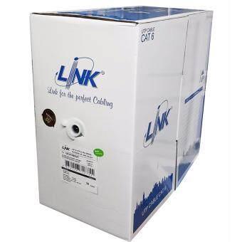 ประกาศขาย Link สายแลน CAT 6 ยี่ห้อ LINK รุ่น US-9016 OUTความยาว 305 เมตรสำหรับใช้ภายนอก (สีดำ)