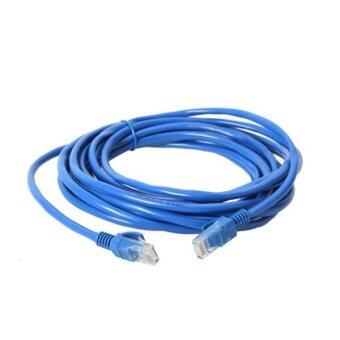 ต้องการขาย Link สาย Lan สำเร็จรูป CAT6 พร้อมใช้งาน 3 เมตร - สีน้ำเงิน
