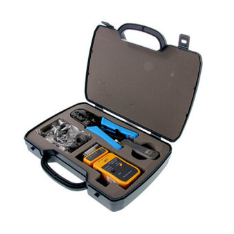 LINK กระเป๋าเครื่องมือติดตั้งสาย LAN ครบชุด (US8030) Originalกล่องเครื่องมือครบชุด