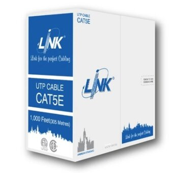 Link US-9015 CAT5E (350 MHz) UTP Cable