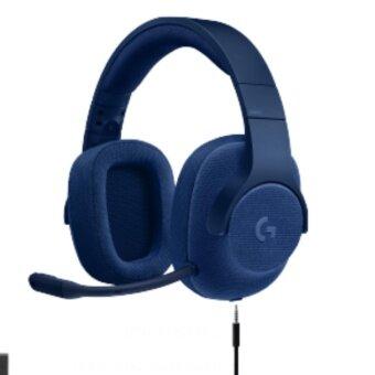 Logitech G433 7.1 Surround Sound Wired Gaming Headset BLUE