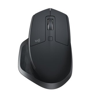 Logitech MX Master 2S Wireless Mouse/Bluetooth Mouse for Mac and Windows - Graphite