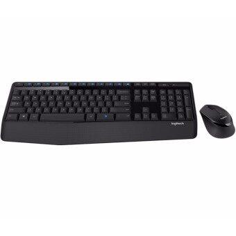 Logitech MK345 Wireless Keyboard and Mouse ของแท้ ประกันศูนย์