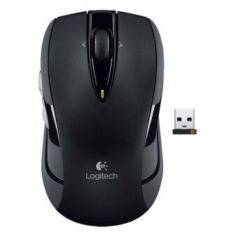 ราคา Logitech Wireless Mouse M545 (Black)