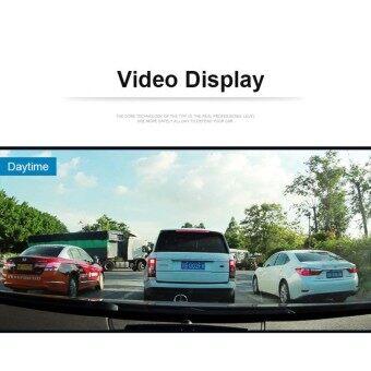 Lotus Store กล้องติดรถยนต์แบบกระจกมองหลังพร้อมกล้องติดท้ายรถ car cameras