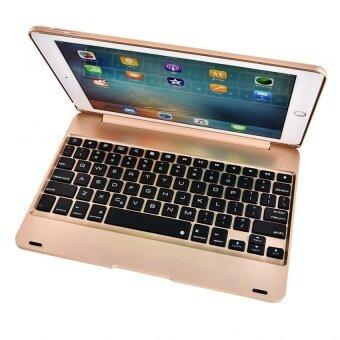 Luxury Bluetooth Keyboard Case For apple iPad pro 9.7inch, WirelessKeyboard For apple ipad air ...
