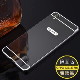 luxury-high-quality-aluminum-metal-frame-mirror-back-cover -casephone-covershockproof-phonecase-phone-shell-phone-protector-foroppo-a37-oppo-a37- ...