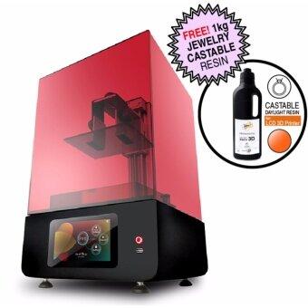 Made in England U.K.- Photocentric 3D Printer LIQUID CRYSTAL HR 3D Printer 196 x 147 x 230mm