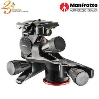 Manfrotto MHXPRO-3WG XPRO Geared 3-way Pan/Tilt Tripod Head