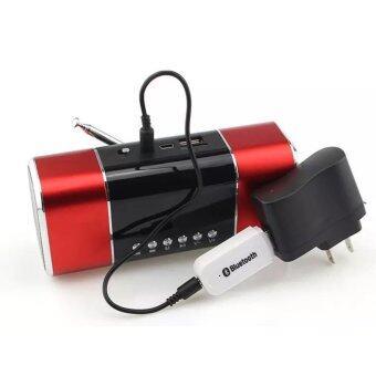 maoxin บลูทูธมิวสิค BT-163 USB Bluetooth Audio Music WirelessReceiver Adapter 3.5mm Stereo Audio ฟรี BT-163 - 4