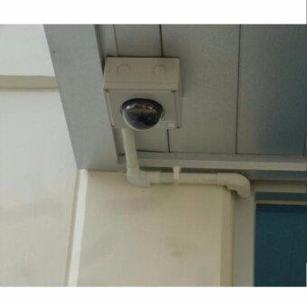 Mastersat กล้องวงจรปิด CCTV AHD 1 MP 720P Dome Array 2 pcs IR Cutรุ่นประหยัด รับประกัน 2 ปี (image 1)