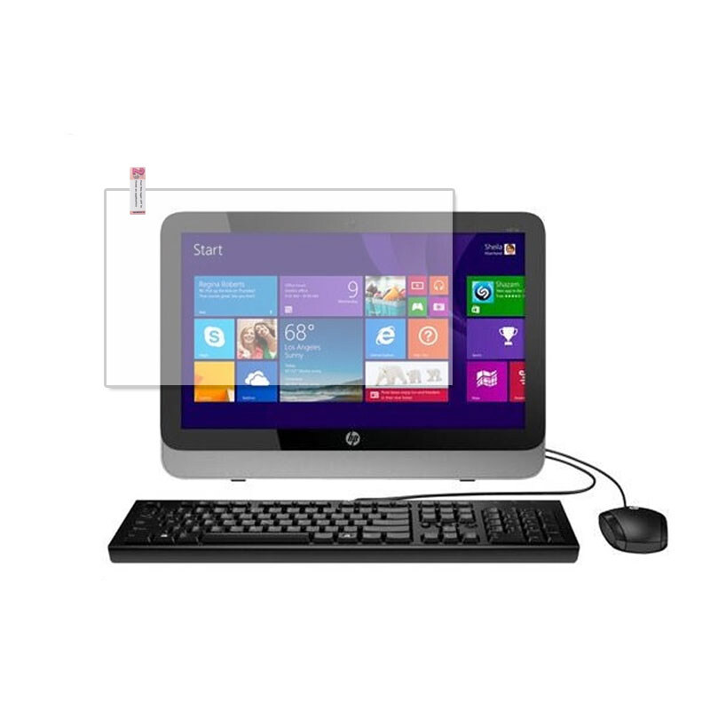 Maximum ฟิล์มกันรอย แบบด้าน สำหรับ HP ENVY รุ่น 23-K108D TouchSmart AiO