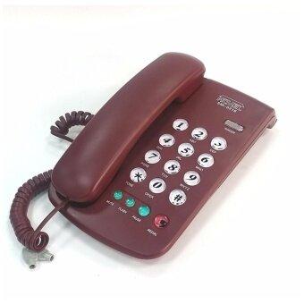 โทรศัพท์บ้านสายเดียว MCTEL รุ่น SM-0218