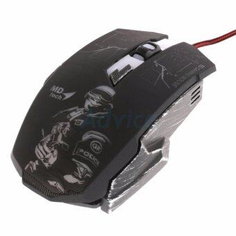 ซื้อ/ขาย MD-TECH เมาส์ สำหรับเล่นเกม Mouse MD-TECH (BC-107) Gaming Black