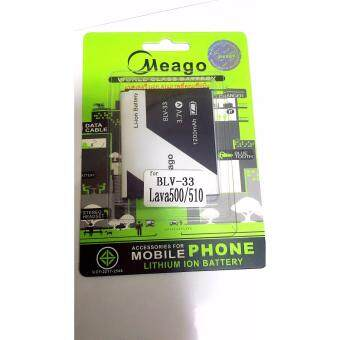 Meago Phone battery for AIS Lava Iris 500/510 (Blv-33)