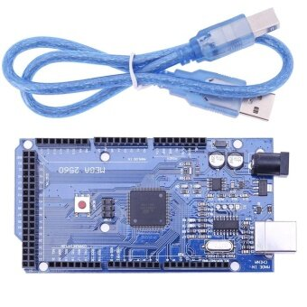 MEGA 2560 R3 56 Digital I/O and 16 Analog Inputs with USB Cable forArduino - intl