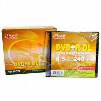 Melody DVD+R DL DVD9