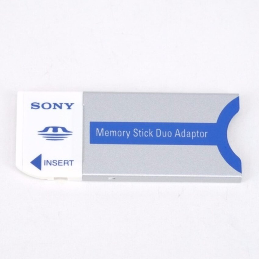 อะแดร๊ปเตอร์ Memory Stick Duo Adapter